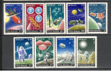Romania.1972 Cosmonautica-Incheierea programului Apollo  HR.252, Nestampilat