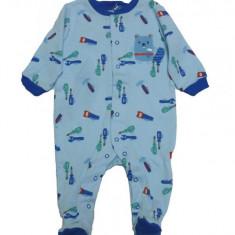 Salopeta / Pijama bebe cu desene Z54