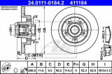 Disc frana RENAULT GRAND SCENIC III (JZ0/1) (2009 - 2016) ATE 24.0111-0184.2