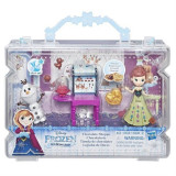 Set de figurine Disney Frozen Elsa Little Kingdom Chocolate Shoppe