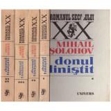 Donul linistit vol. I-II-III-IV, Mihail Solohov