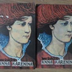 ANNA KARENINA VOL.1-2 - LEV TOLSTOI