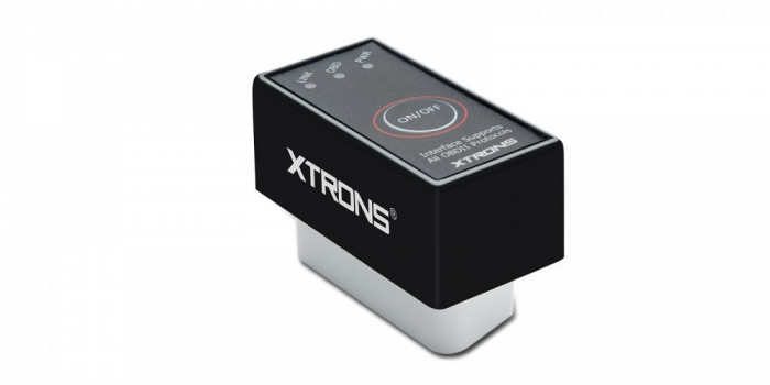 Tester OBD Bluetooth Scan Tool xTrons