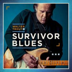 Walter Trout Survivor Blues LP (2vinyl)
