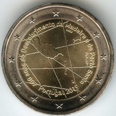 PORTUGALIA moneda 2 euro comemorativa 2019 - Madeira, UNC