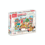 Puzzle cu surprize Makermax Chalk and Chuckles, 100 piese, 5 ani+