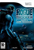 Joc Nintendo Wii Rogue Trooper - Quartz Zone Massacre