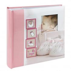 Album Baby Born, personalizabil, 200 fotografii 10x15 cm, memo