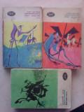 Don Quijote - CERVANTES , 3 volume , 1969