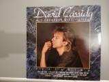 David Cassidy – His Greatest Hits – 2LP (1986/RCA/RFG) - Vinil/Vinyl/ca Nou (M-), Columbia