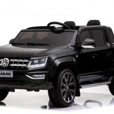 Masinuta electrica Volkswagen Amarok, negru