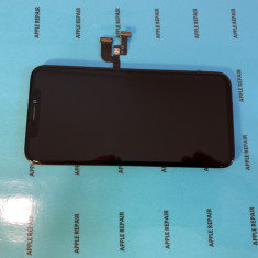 Display iPhone X original apple negru