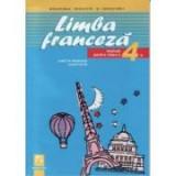 Limba franceza. Manual pentru clasa a IV-a (Janeta-Ramona Cristofor)
