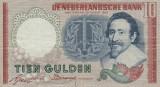 Olanda  10 Gulden 1953  P-85  VF