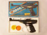 Pistol jucarie vechi aer comprimat Super Condor Cal. 7 mm