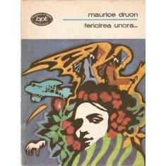 Fericirea Unora Nuvele Si Povestiri - Maurice Druon
