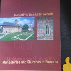 Manastiri si biserici din Romania Moldova si Bucovina Mihai Gheorghiu