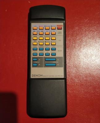 Telecomanda Denon RC 812, pentru receiver, linie, stereo foto
