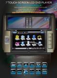 Navigatie dedicata Toyota Landcruiser Prado , Edotec EDT-8610 Dvd Auto Multimedia Gps Navigatie Tv Bluetooth Land Cruiser - NDT66640