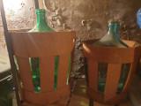 Damigene din sticlă pentru vin de 25l și 50l - Ploiești