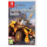 Construction Machines Simulator Nintendo Switch