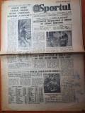 sportul 26 mai 1983-finalele daciadei la handbal,fotbal sportul studentesc