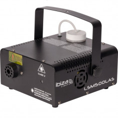 Masina de fum Ibiza 500W cu laser rg 100MW