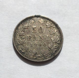 50 Bani 1900 Superba Piesa de colecție!