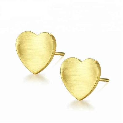 Cercei Borealy Hearts Gold foto