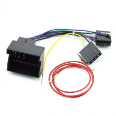 Cablu Adaptor ISO VOLKSWAGEN AUDI-SKODA-SEAT