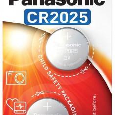 Baterie litiu Panasonic CR2025 2 Baterii /Set