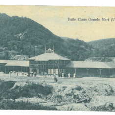 4680 - OCNELE-MARI, Valcea, Romania - old postcard - unused