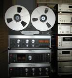 Sistem REVOX cu B-77 MK II-HS Pro + B-750 MK II + B-760 + B-790, stare f. buna