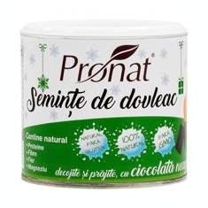 Seminte de Dovleac Decojite si Prajite cu Ciocolata Neagra 70gr Pronat Cod: PRN5999