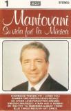 2 Casete Mantovani – Su Vida Fué La Músic, originale
