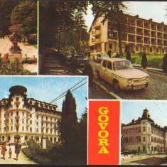 CPI B13008 CARTE POSTALA - GOVORA.