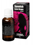 Afrodisiac Spanish Love Drops Secrets, 30 ml