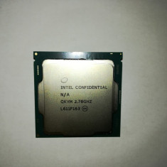 Procesor i5 7500 ES 2.70 GHz 65W socket LGA1151 QKYM, Intel Core i5