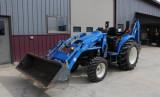 Tractor new holland tc35d