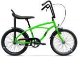 Bicicleta Pegas Strada Mini 3S 2017, Cadru 13inch, Roti 20inch, 3 Viteze (Verde)