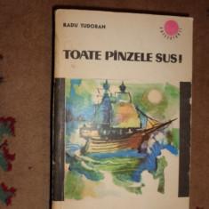 Toate panzele sus ! an 1967/797pagini- Radu Tudoran