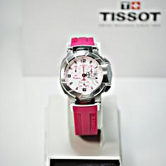 Ceas Tissot  T-Race Lady Red