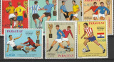 Sport,  fotball castigatori, Paraguay.