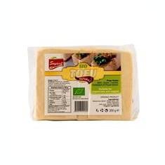 Tofu Bio Natur (folie vacuum) Soyavit 200gr Cod: sv07