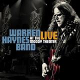 Warren Haynes Live At The Moody Theatre Box digipak (2cd+dvd)