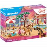 Set de Constructie Festival in Miradero, Playmobil