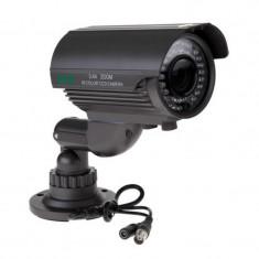Camera supraveghere CCD 1/3 SONY, LED IR foto