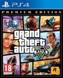 GRAND THEFT AUTO 5 PREMIUM EDITION - PS4