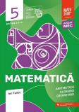 Cumpara ieftin Matematică. Aritmetică, algebră, geometrie. Caiet de lucru. Clasa a V-a. Inițiere. Partea a II-a