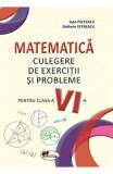 Matematica. Culegere de exercitii si probleme - Clasa 6 - Ioan Pelteacu, Elefterie Petrescu